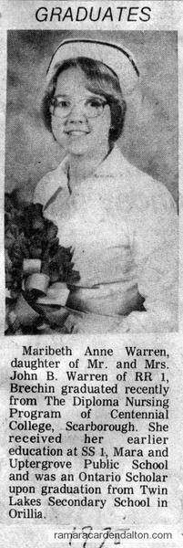 Maribeth Anne Warren-1978
