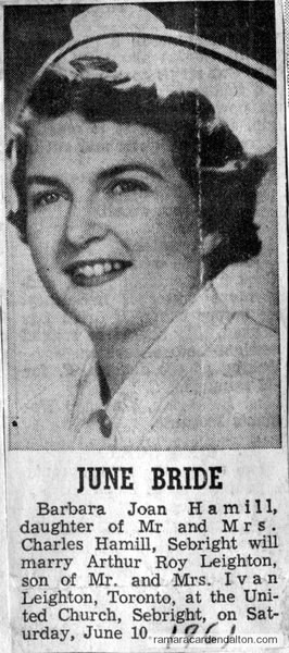 Barbara Joan Hamill