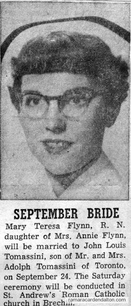 Mary Theresa Flynn