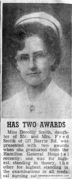 Miss Dorothy Smith