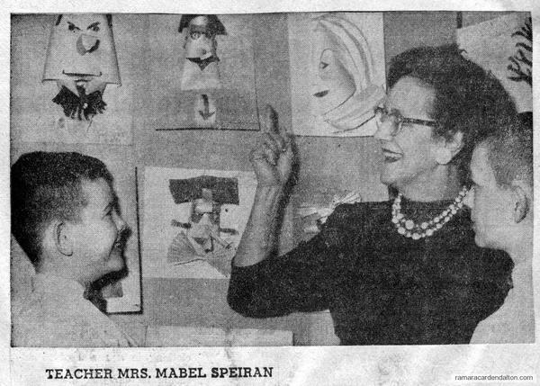 Mrs. Mabel Speiran