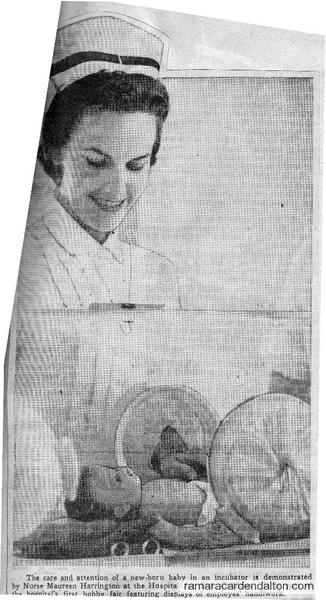 Nurse Maureen Harrington