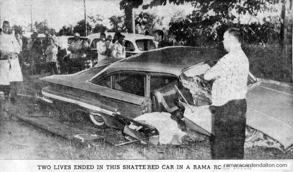 Rama Road Accident