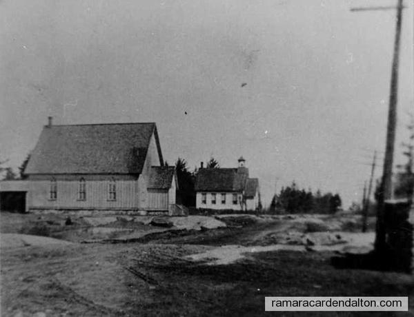 Washago Presbyterian Church & School