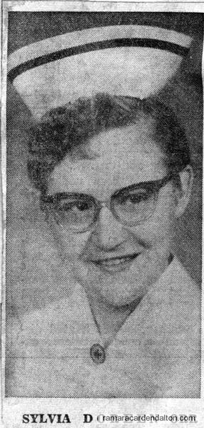 Sylvia Doreen Orr