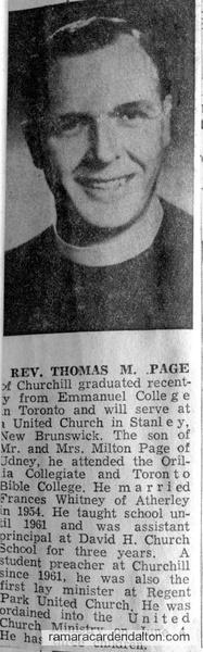 Thomas Page