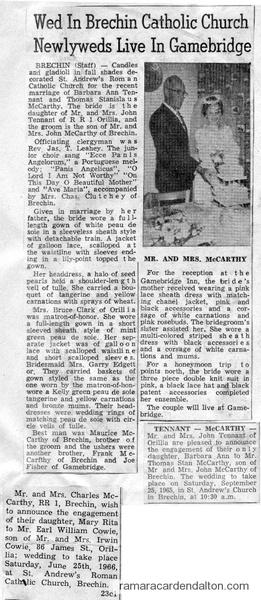 Cowie-McCarthy