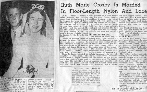 Crosby-Vyse