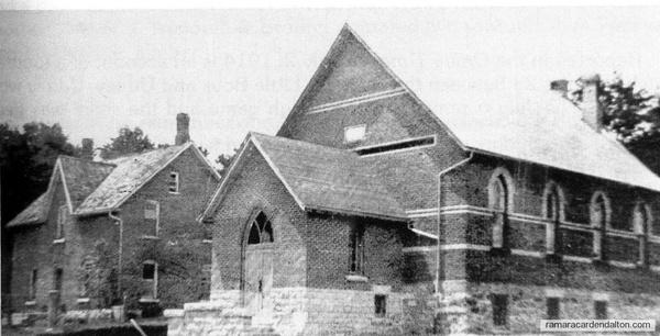 Sebright United Church & Manse