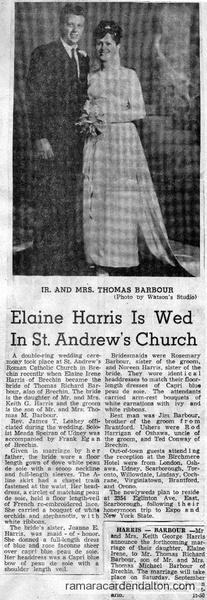 Harris-Barbour