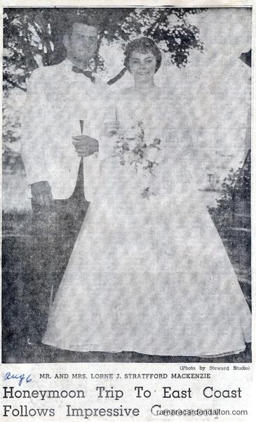 Lorne Stratfford Mackenzie