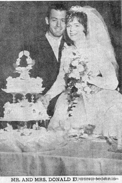 Mr. &  Mrs. Donald Eugene Morris