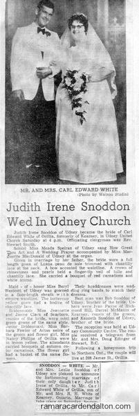 White-Snoddon