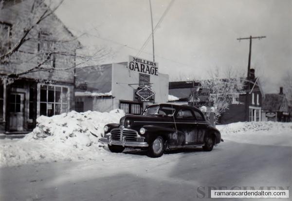 Miller's Garage