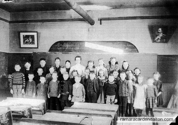 Unidentified Class Photo