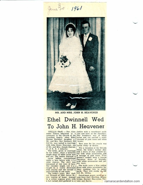 Mr--Mrs John Heavener