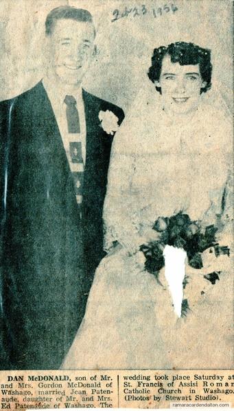 Dan and Jeanny McDonald