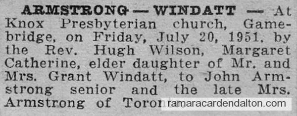 Armstrong-Windatt