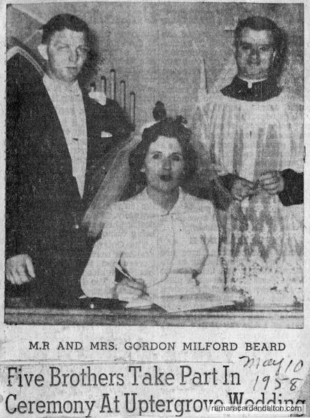 Beard-O'Connell