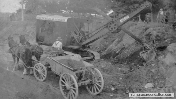 2-Digging hi 12 thru Murphy-Moffett\'s hill
