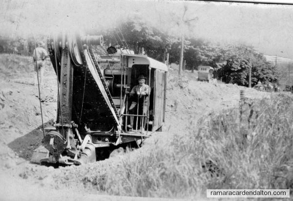 3-Digging hi 12 thru Murphy-Moffett\'s hill