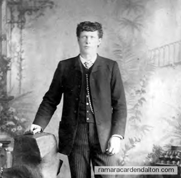 Hugh Corrigan 1846- 1894