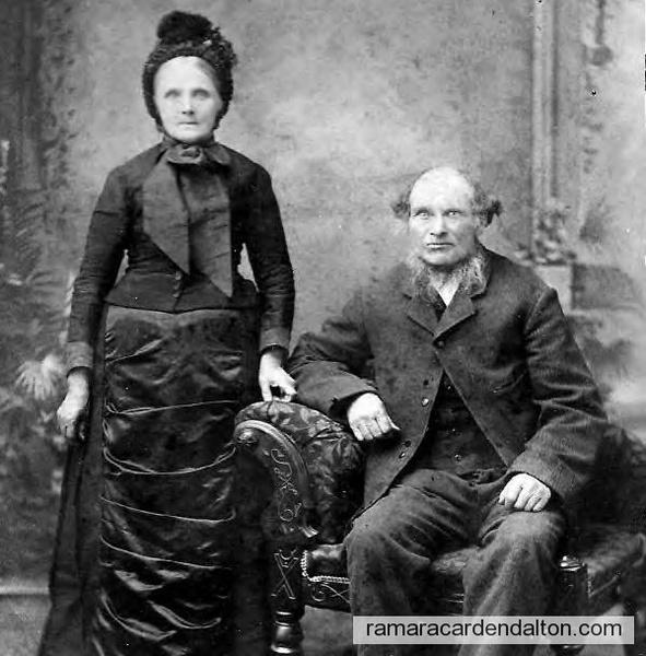 Ellen McNenly  &  Patrick Corrigan