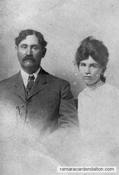 Hugh Corrigan & Anna Hazelwood