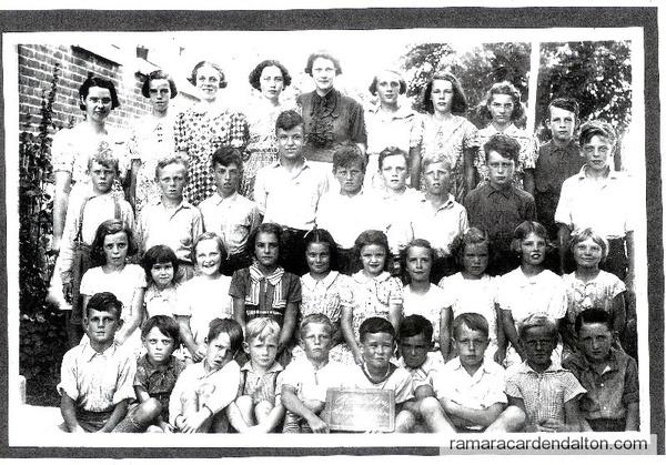 Atherley School- Class of 1939