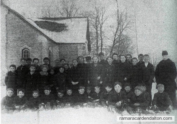 Dungannon School-Class of 1909-1910