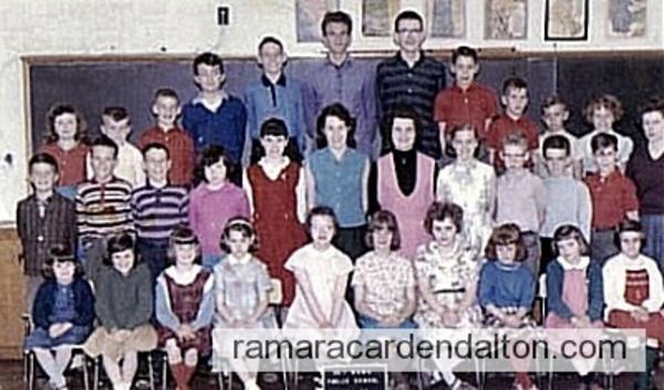 Dungannon School, Class of 1965
