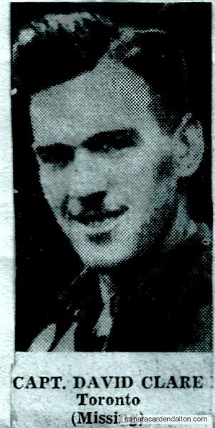 Capt. David Clare-Toronto