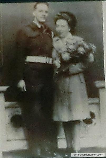 Russ and June Warren