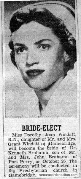 Dorothy Joan Windatt