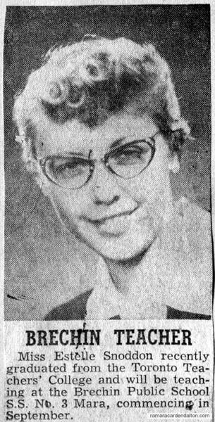 Estelle Snoddon
