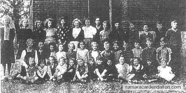 Mara S S #5, Atherley, Class of 1945
