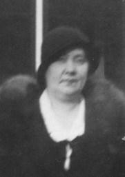Mary McCORKELL 1881-1974