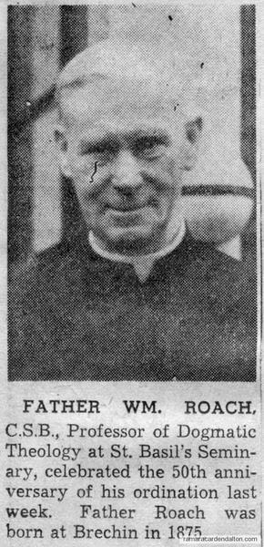 Father Wm.Roach