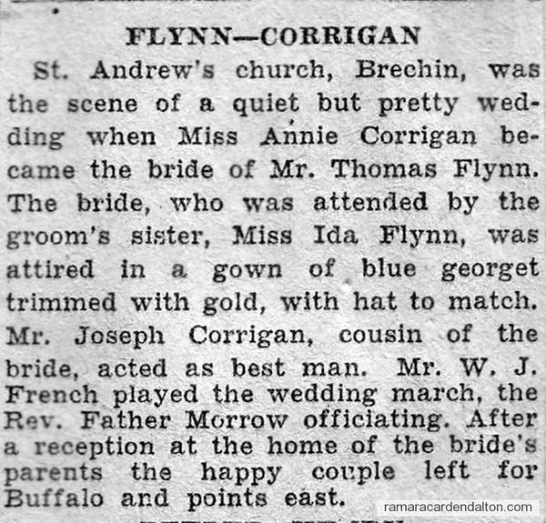 Flynn-Corrigan
