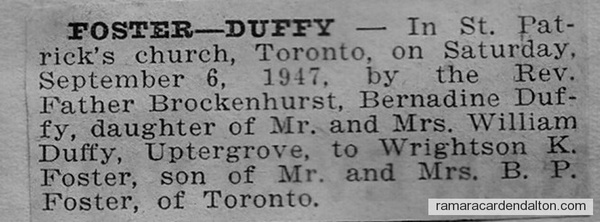Foster-Duffy