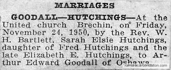 Goodall-Hutchings