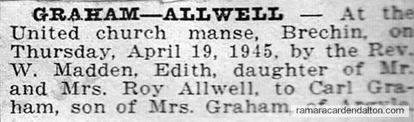 Graham-Allewell