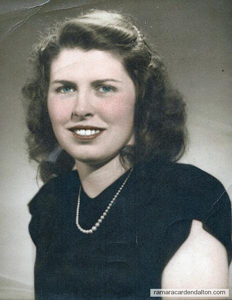 Margaret (Peggy) Steele