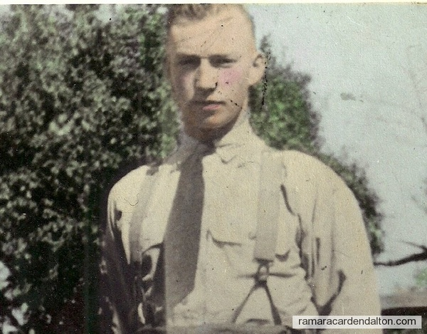 Archie Currie WW2