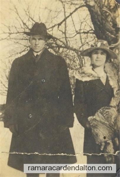 Patrick Scott and Bridget Kelly
