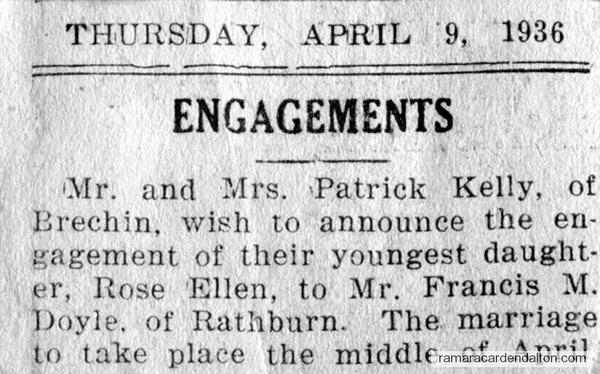Kelly-Doyle Engagement