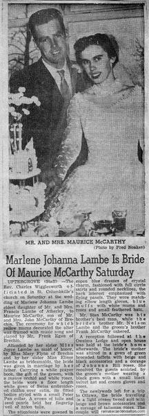Lambe-McCarthy