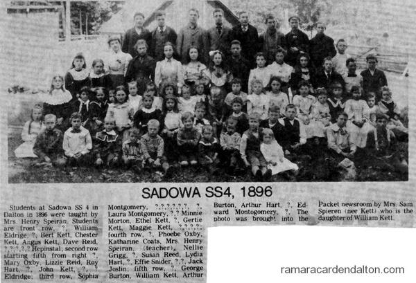 Sadowa S.S. #4, 1896