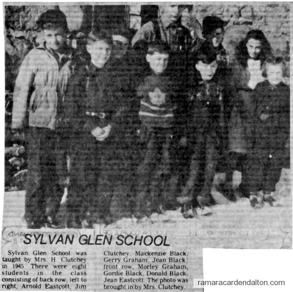 Sylvan Glen School-1945