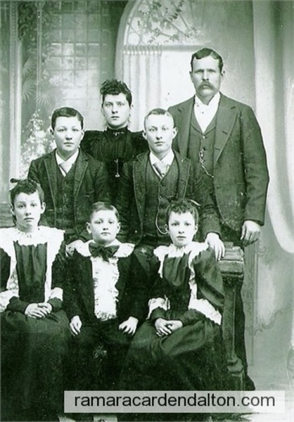 Thomas J. Corrigan & Family